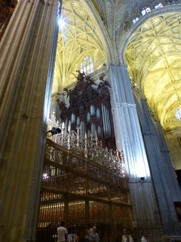 Seville Cathedral Organ