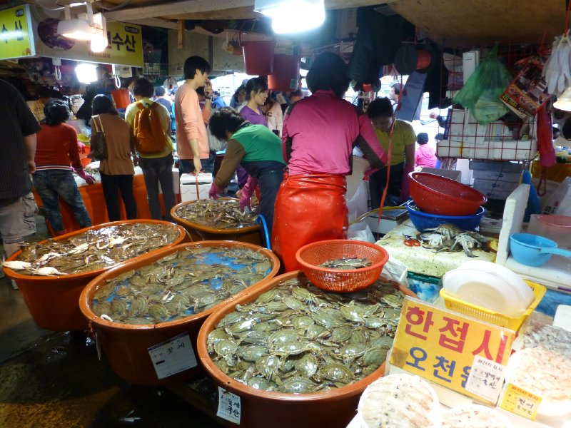 Incheon Fish Market
