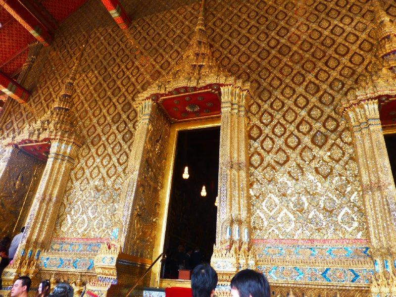 Grand Palace and Emerald Buddha Temple