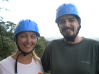 Zipline in La Fortuna