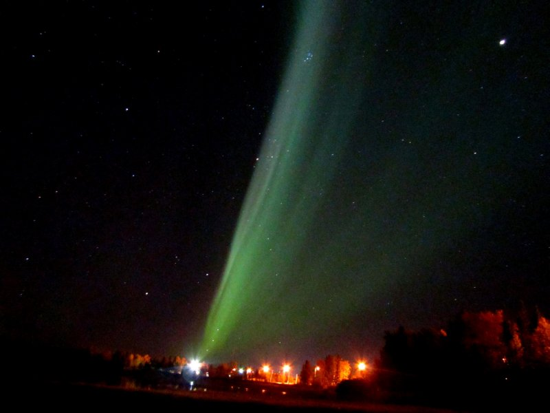 Northern Lights - Point of Luminescence