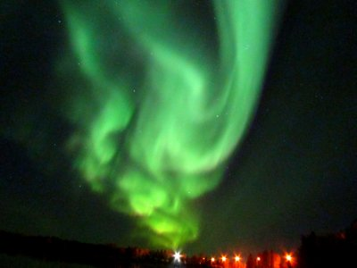 Northern Lights - Point of Diffusion