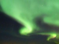 Northern Lights - Twisting in Space