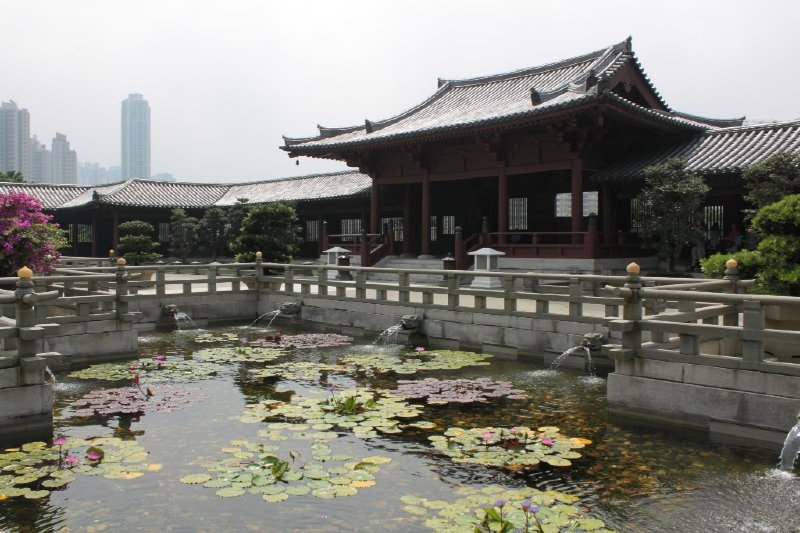 Chin Li Nunnery