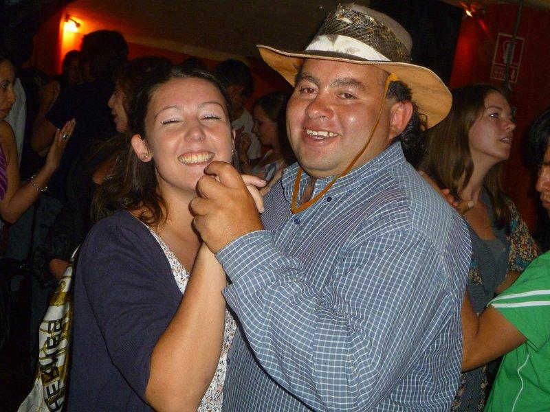 Salsa in Peru