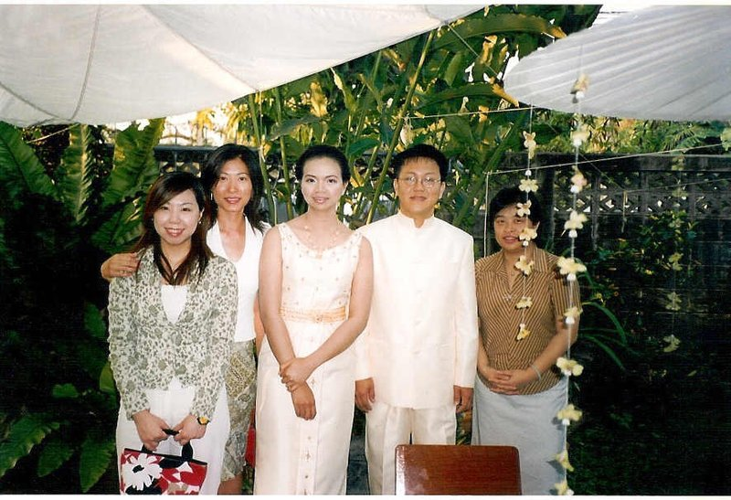 Thail Wedding.. fantastic cultural experience!!