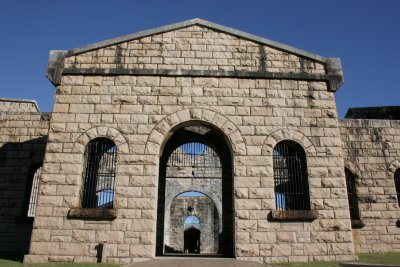 Trial Bay Gaol