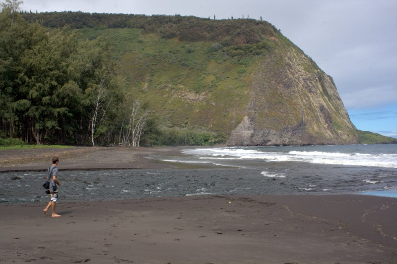 Waipio Valley River
