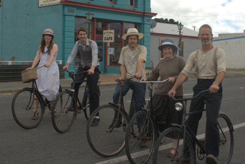 Guyton Family in Parade