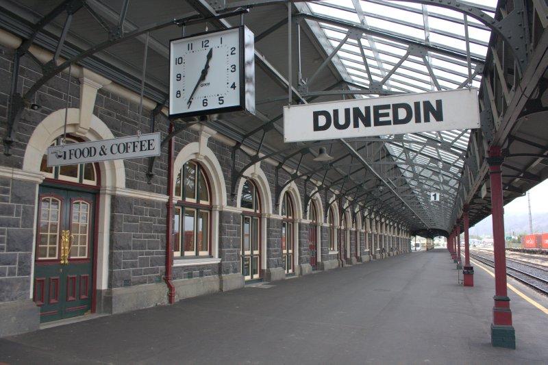 Dunedin Railway Station