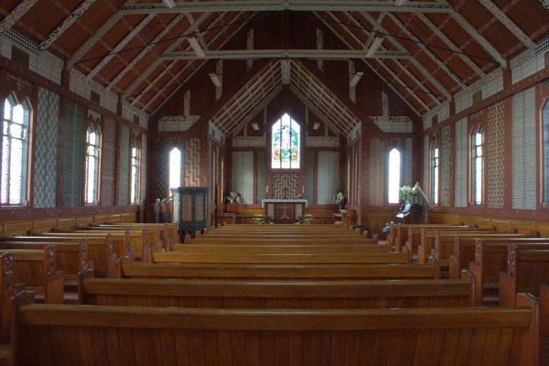 St. Mary's Church in Tikitiki