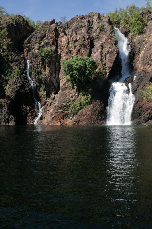 Wongi Falls