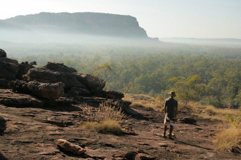 View from Nawurlandja Lookout