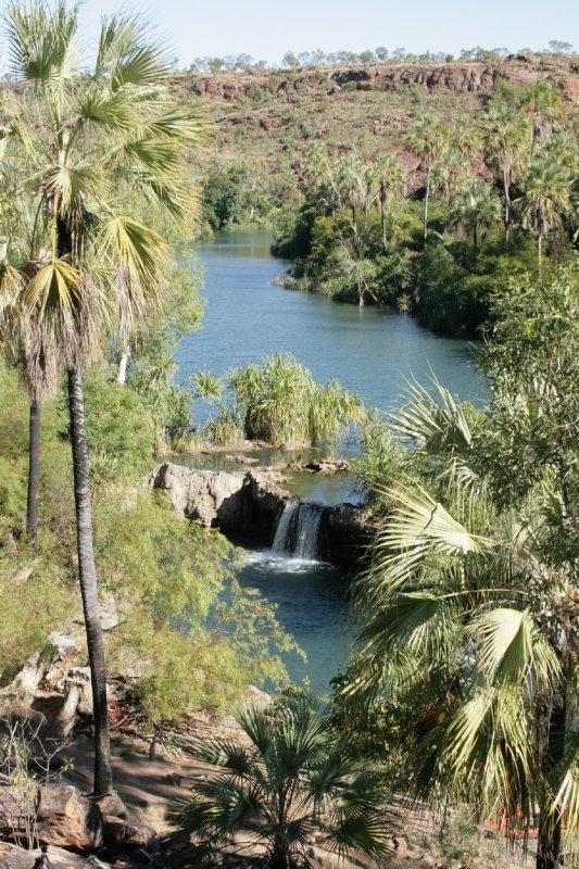 Indarri Falls - Lawn Hill NP