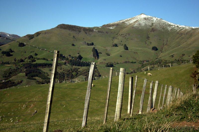 Snow Peaked Hills