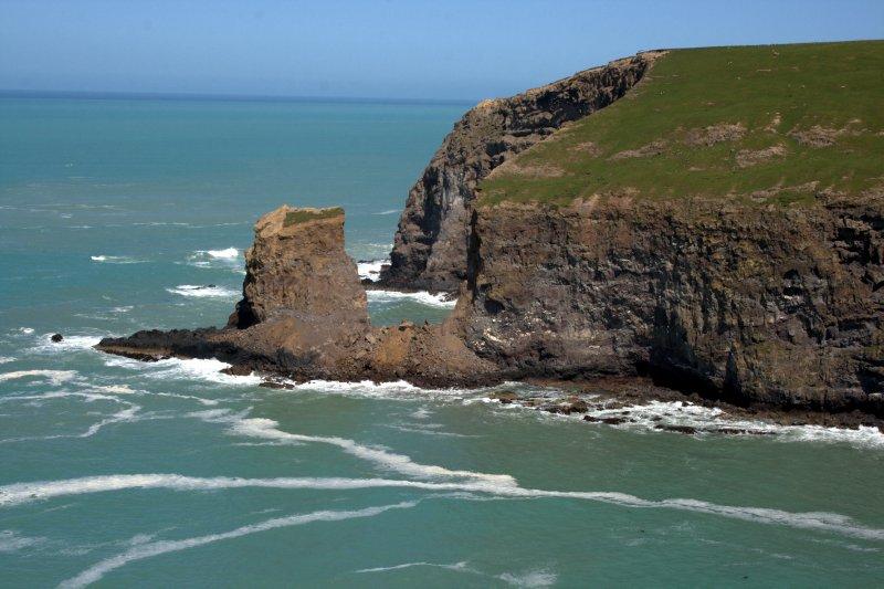 Collasped Sea Arch