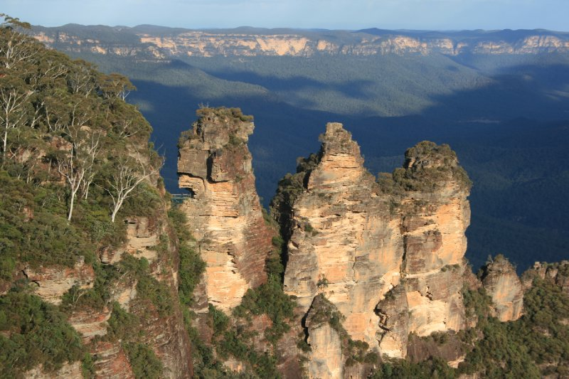 Three Sisters from Katoomba