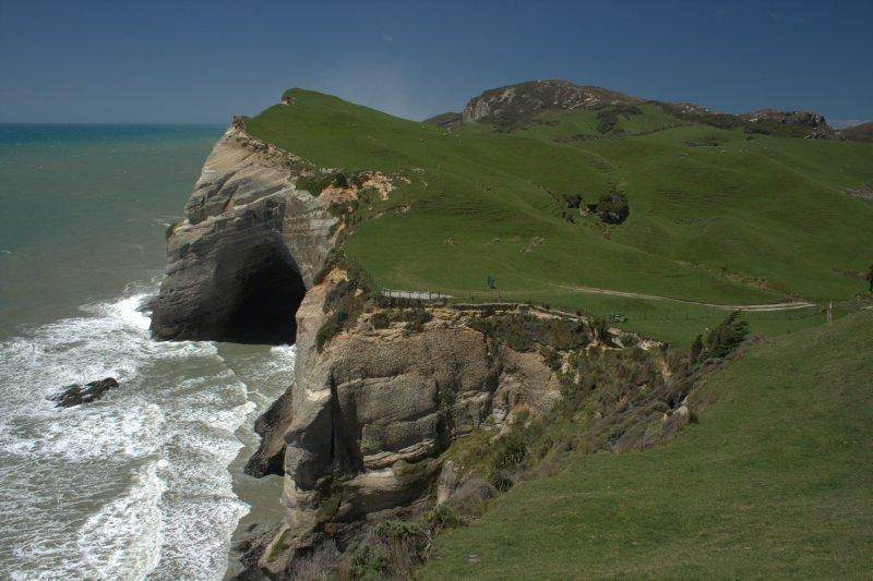 Cape Farewell Ocean Cliffs