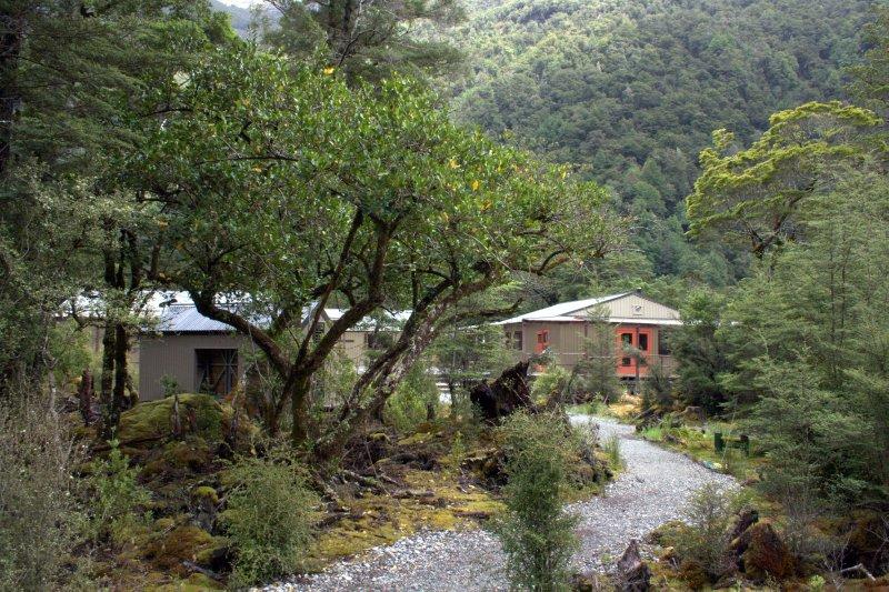 Clinton Hut