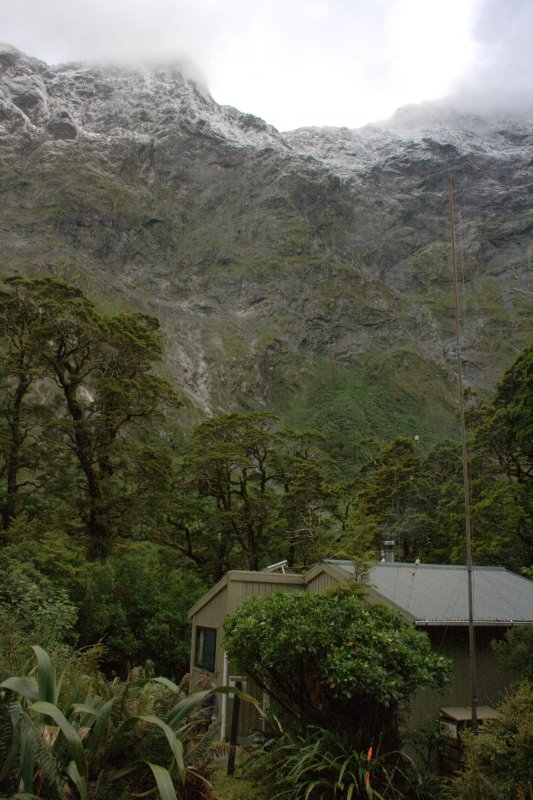 View from Mintaro Hut