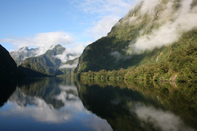 Hall Arm - Doubtful Sound