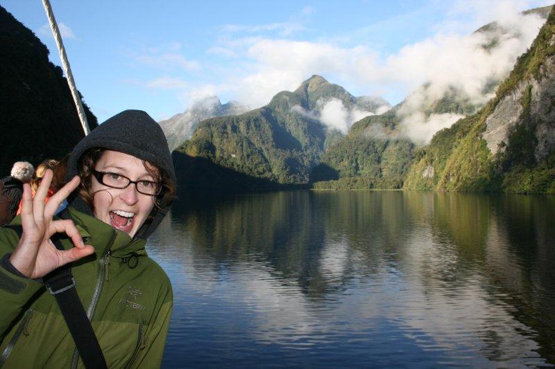 Hall Arm - Doubtful Sound