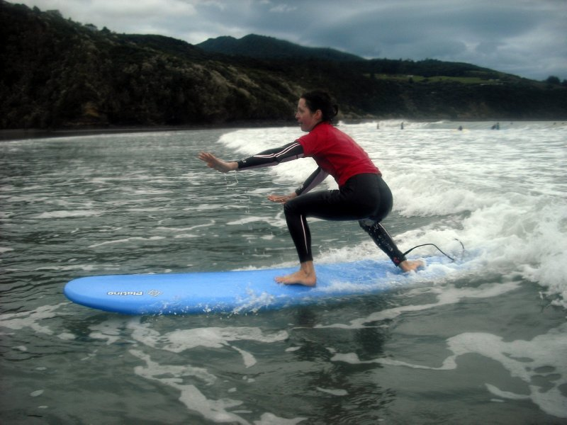 Surfing Julie