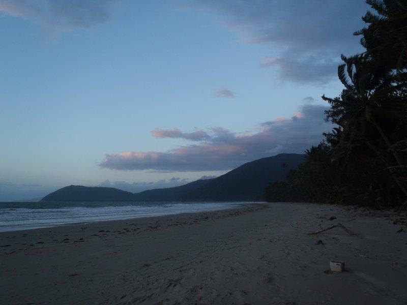 Cedar Bay Coastline