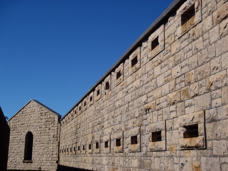 Trail Bay Gaol