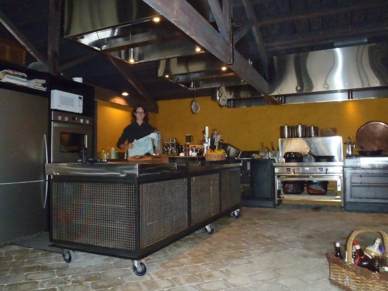 Kitchen at Sue's