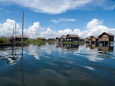Inle Lake - Village