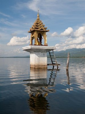 Inle Lake - Shrine