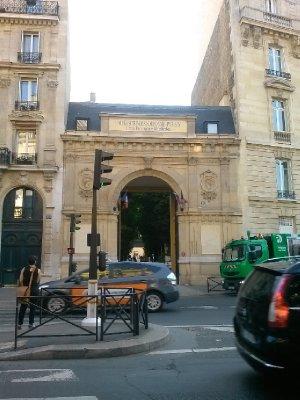 Universite Paris-Sorbonne - location of conference