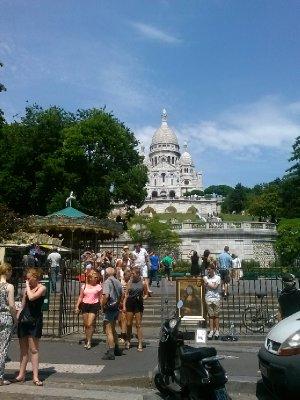 Sacré-Cœur basilica - Montmartre