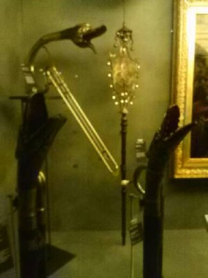 Highlights from Cite de Musique museum - check out the heads