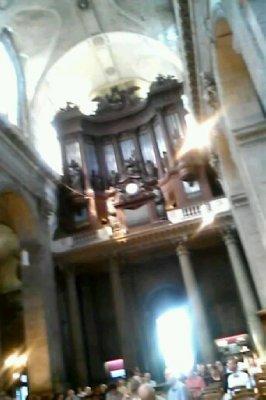 Eglise Saint Sulpice - organ again