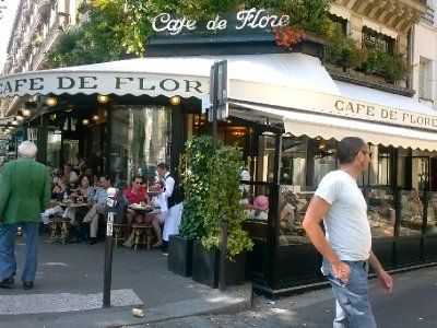 Cafe de Flor