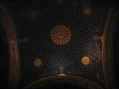 Church of All Nations (ceiling)