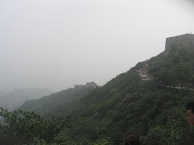 View from the Wall