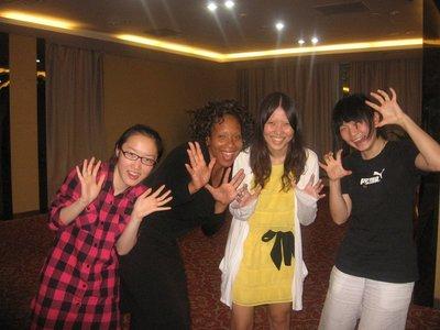 students in Hangzhou