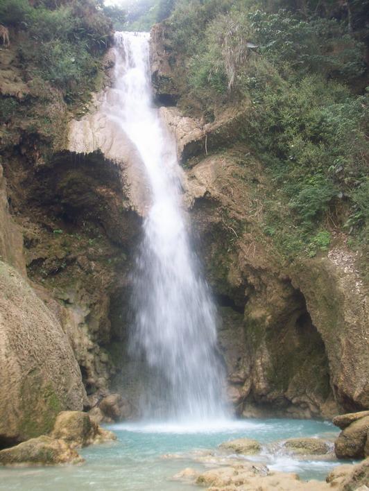 Luang Prabang Waterfall