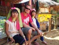 Longneck Tribe, Northern Thailand
