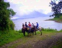 Horseriding in Nicaragua