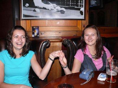 Maria & Lucie!!