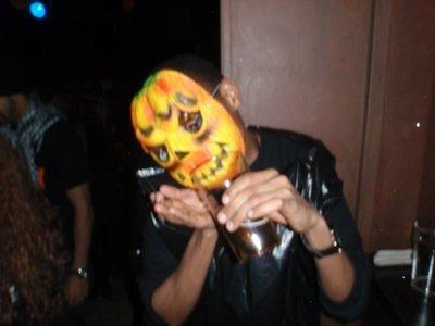 Mask drinking tricks