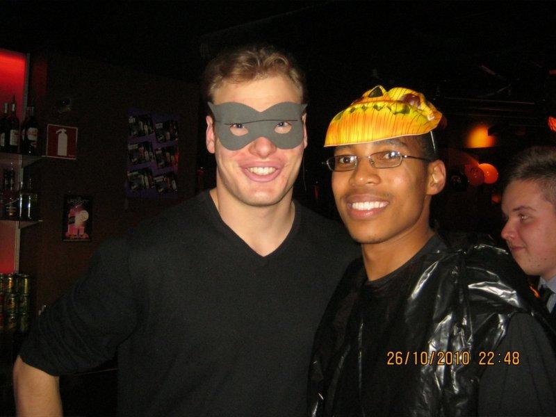 Toby & I