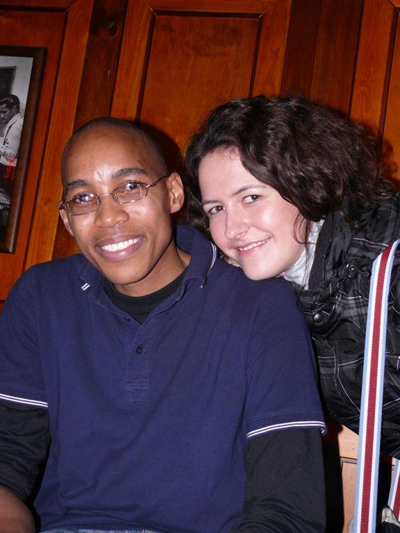Paulina (Poland) & I
