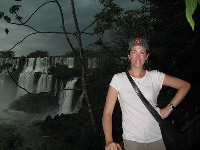 Iguazu before the rain