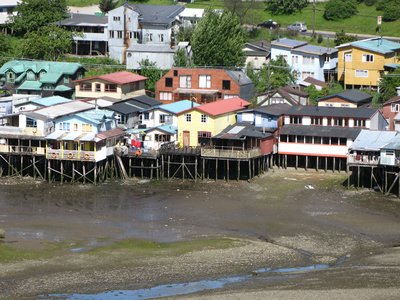 The Palafitos of Chiloe