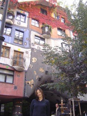 'Hundertwasserhaus'